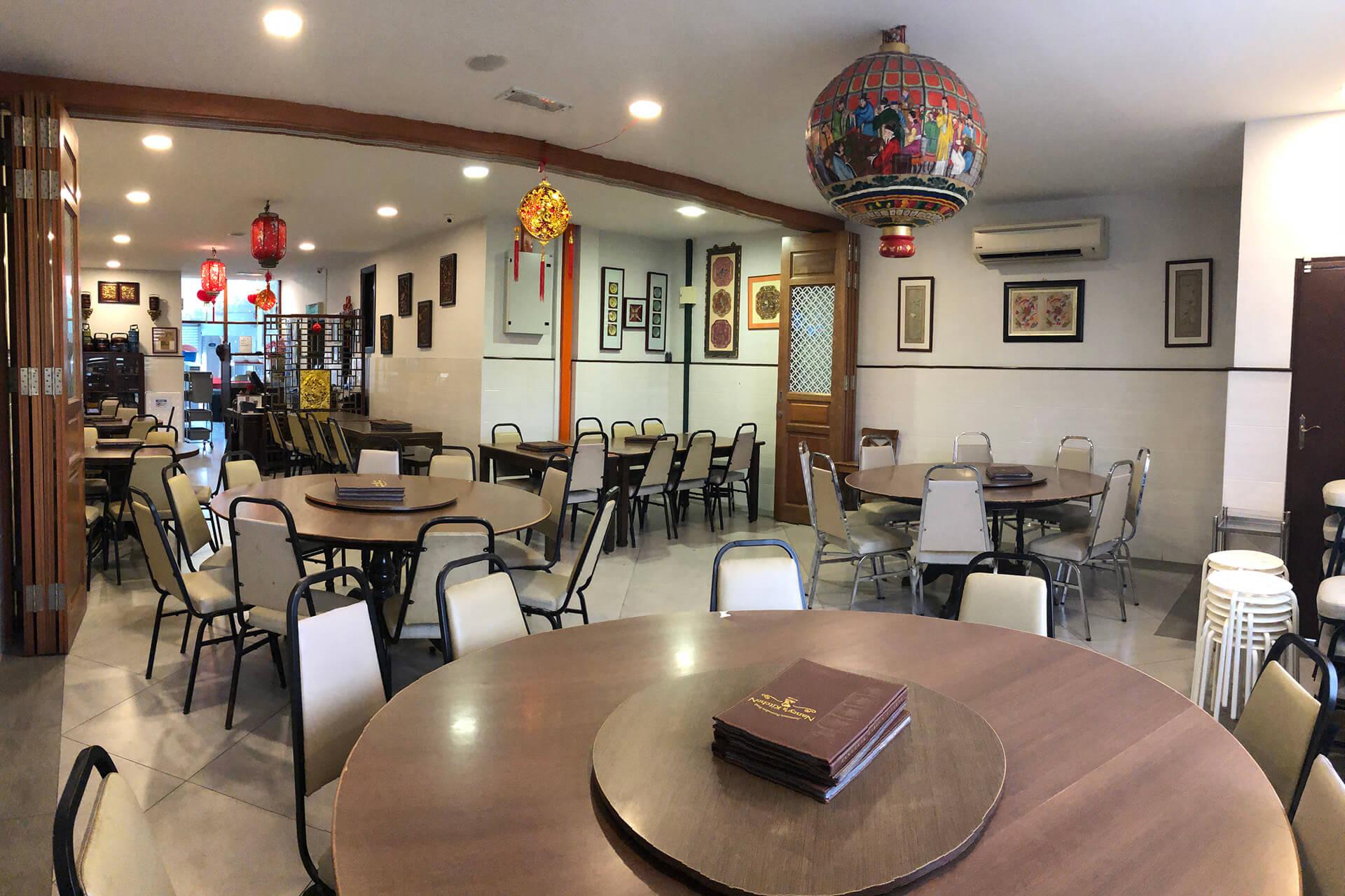 Top Melaka Nancy's Kitchen Nyonya Food - Second Floor View 2