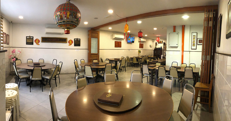 Top Melaka Nancy's Kitchen Nyonya Food - Second Floor View 3