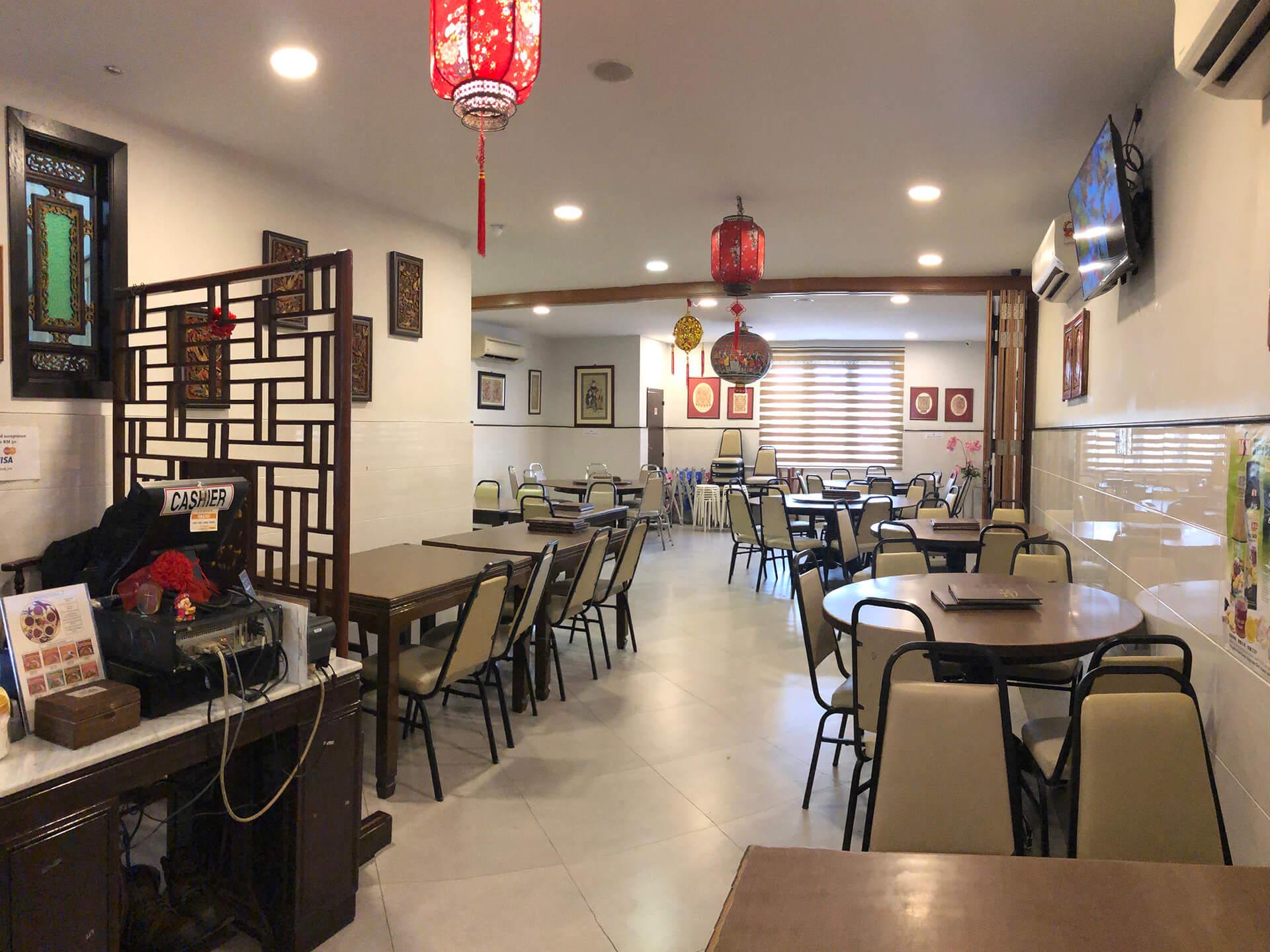 Top Melaka Nancy's Kitchen Nyonya Food - Second Floor View 1