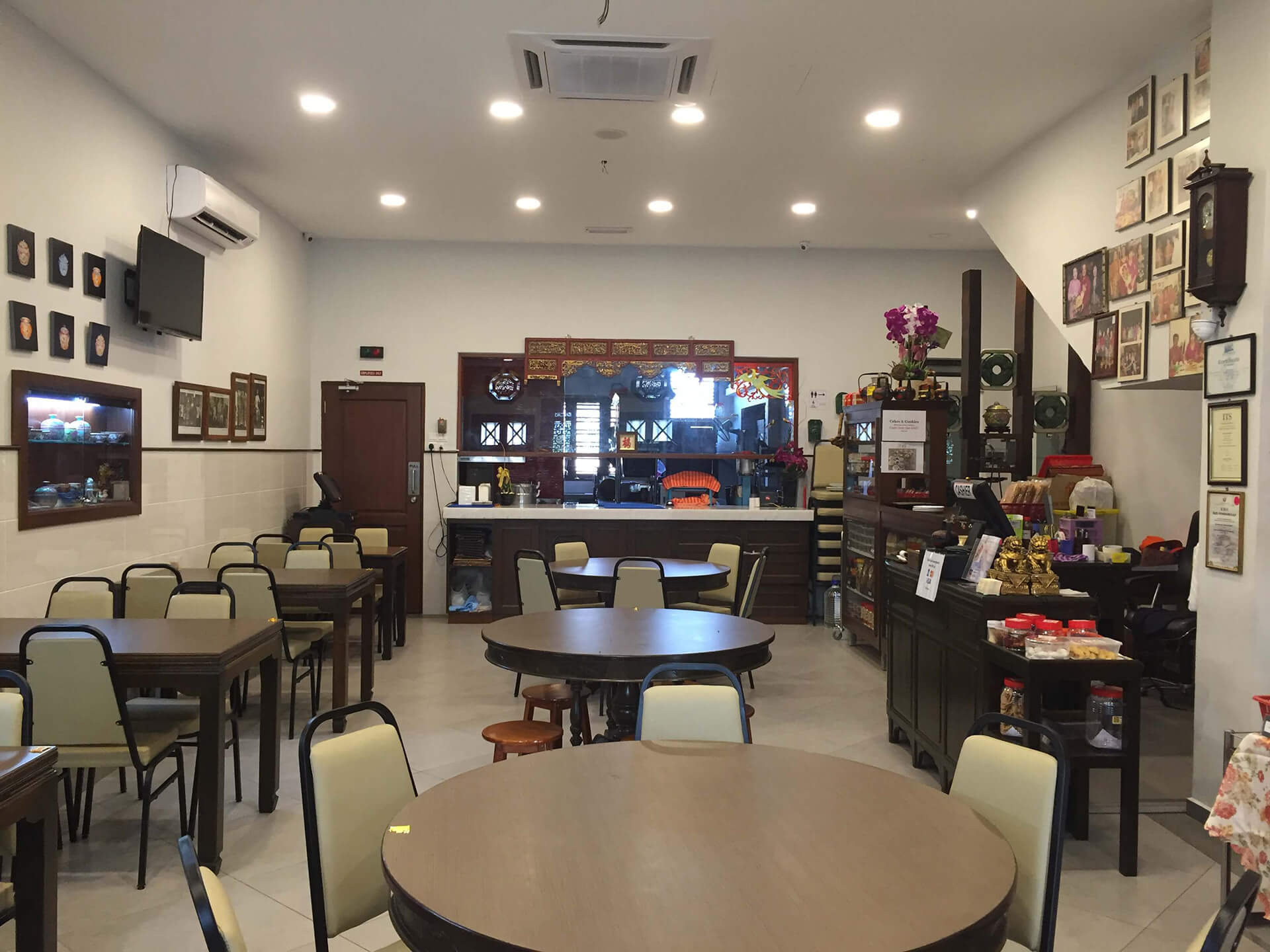 Top Melaka Nancy's Kitchen Nyonya Food - First Floor Main