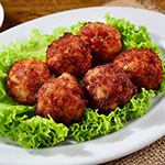 Top Melaka Nancy's Kitchen Nyonya Food - Bak Wan Bebola (Fried Pork Balls)