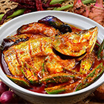 Top Melaka Nancy's Kitchen Nyonya Food - Ikan Gerang Assam (Fish in Tamarind Sauce)