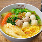 Top Melaka Nancy's Kitchen Nyonya Food - Mee Sup Nyonya (Nyonya Noodle Soup)