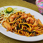 Top Melaka Nancy's Kitchen Nyonya Food - Nyonya Mee Goreng (Fried Nyonya Egg Noodle)