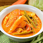 Top Melaka Nancy's Kitchen Nyonya Food - Sayur Loday (Mixed Vegetable with Coconut Milk)