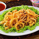 Top Melaka Nancy's Kitchen Nyonya Food - Sotong/Ketam Goreng (Deep Fried Squid/Soft Shell Crab)