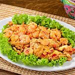 Top Melaka Nancy's Kitchen Nyonya Food - Telur Goreng Sambal Belacan (Scrambled Egg with Sambal Belacan)